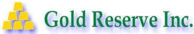 Gold Reserve logo