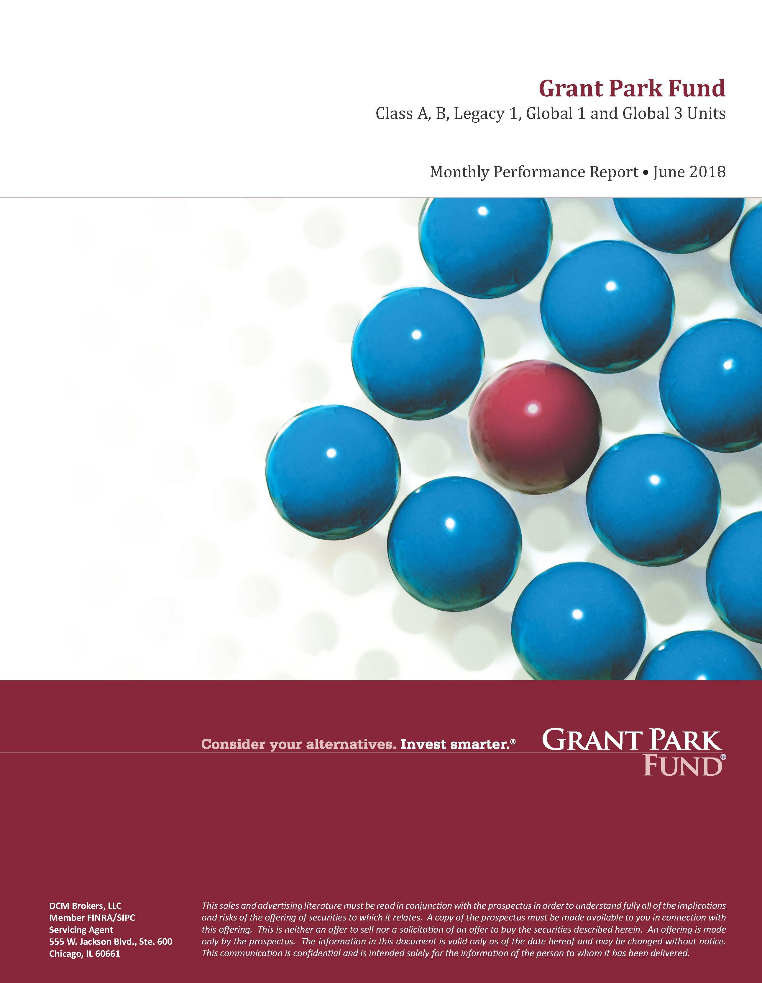 Grant Park Futures Fund Limited Partnership logo