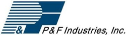 P&F Industries logo