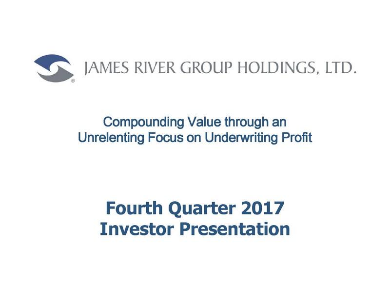 James River logo