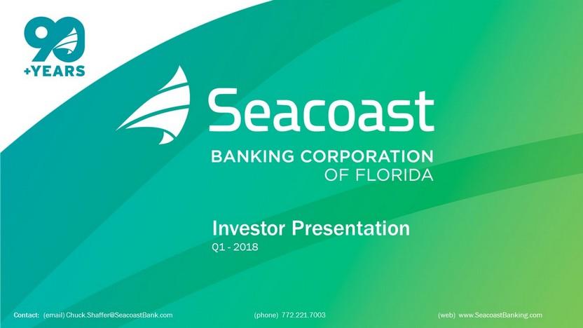 Seacoast Banking Corp of Florida logo