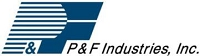 P&F Industries logo