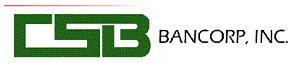 CSB Bancorp logo
