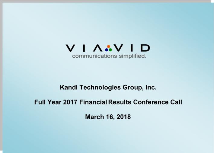 Kandi Technologies logo