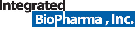 Integrated Biopharma logo