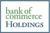 Bank of Commerce logo