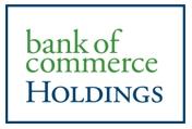 Bank of Commerce logo