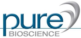 Pure Bioscience logo