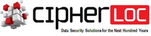 CIPHERLOC logo