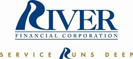 River Financial Corp. logo