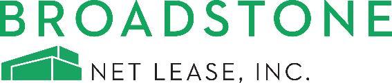 Broadstone Net Lease logo