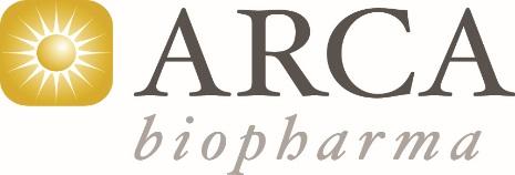 ARCA biopharma logo