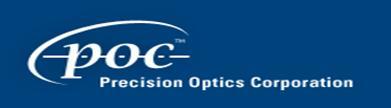 Precision Optics logo