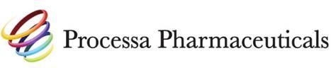 Processa Pharmaceuticals logo